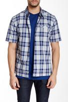 Quiksilver Beauport Woven Short Sleeve Regular Fit Shirt