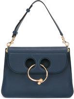 J.W.Anderson medium Pierce shoulder bag - women - Calf Leather/Cotton - One Size