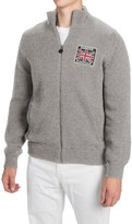 Barbour Union Cardigan Sweater - Full Zip (For Men)