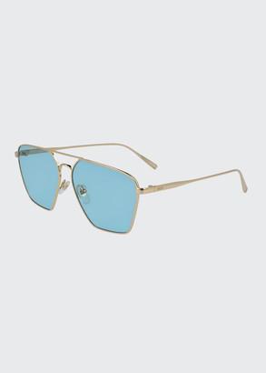 MCM Men's Geometric Navigator Sunglasses
