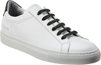 Common Projects Retro Low Leather Sneaker
