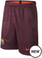 Nike Junior Barcelona Third Shorts