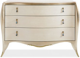 Caracole Faux Ray Me 3-Drawer Chest