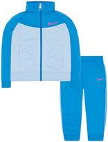 Nike Toddler Girl Tricot Track Jacket & Pants Set