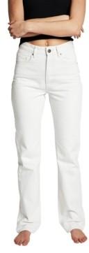 Cotton On Long Straight Leg Denim Jeans