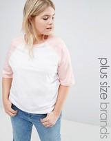 Alice & You Raglan Sleeve Jersey Tshirt