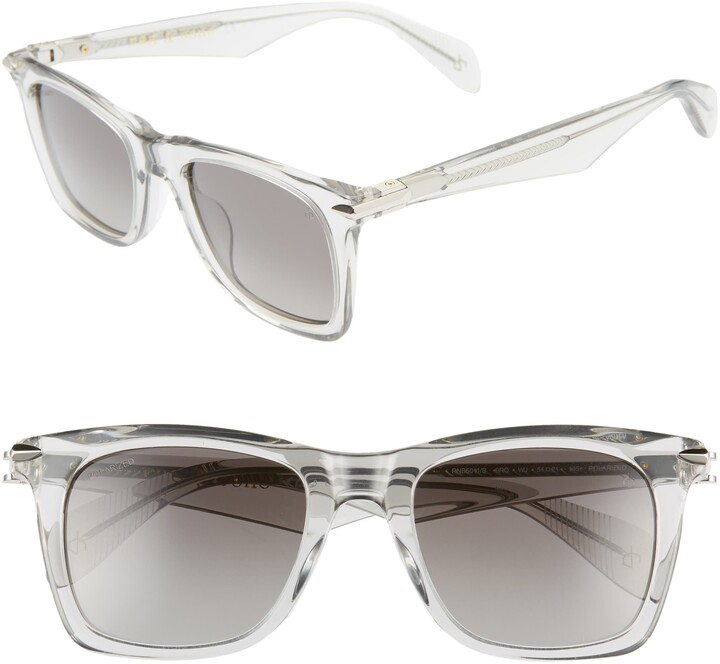 Rag & Bone 51mm Polarized Sunglasses