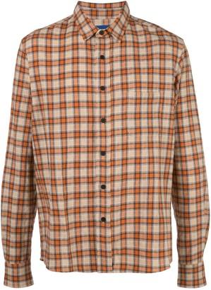 Simon Miller plaid print shirt