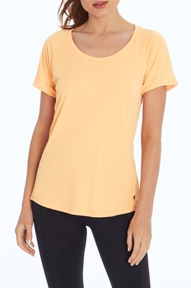 Marika Ariel Split Back T-Shirt