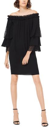 Michael Kors Collection Collection Silk Dress