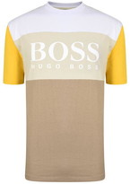 BOSS Boxy Fit Logo T Shirt