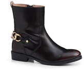 Tommy Hilfiger Chain Link Motorcycle Boot