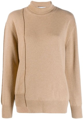 Agnona Roll Neck Sweatshirt
