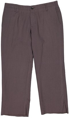 Rick Owens Other Wool Trousers