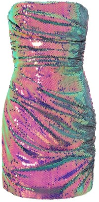 Alex Perry Exclusive to Mytheresa Granger sequined minidress