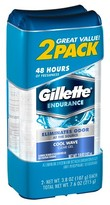 Gillette Cool Wave Clear Gel Twin Antiperspirant - 7.6 oz
