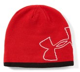 Under Armour Baby Boys Double-Layer Reversible Arcylic Rib-Knit Beanie