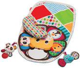Infantino Peek & Play Tummy Time Activity Mat