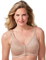 Playtex Women's 18 Hour Front Close Back Support Posture Bra WF