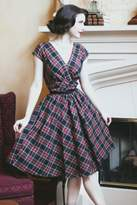 Retrolicious Eleanor Plaid Dress