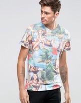 Brave Soul Pinup T-shirt