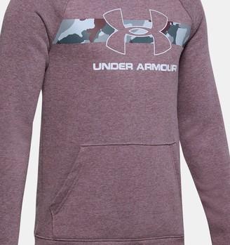 Under Armour Boys' UA Rival Hoodie