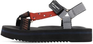 Kurt Geiger 40mm Nylon Sandals