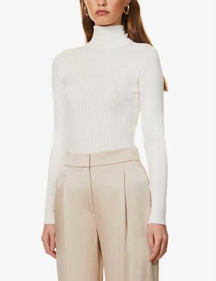 Rito Turtleneck silk-knit jumper