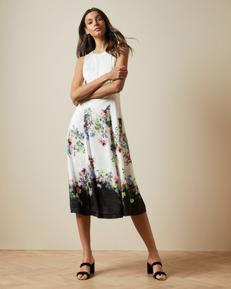 Ted Baker CAMYLLE Pergola midi dress