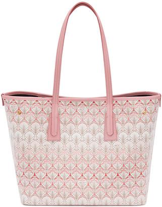 Liberty London Iphis Marlborough Handbag - Oxblood