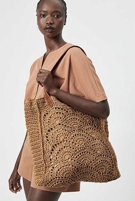 Witchery Amina Crochet Tote