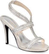 Caparros Givenchy Strappy Evening Sandals Women's Shoes