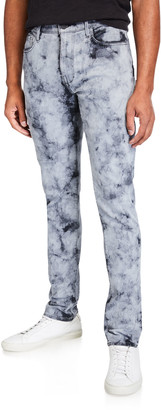 Joe's Jeans Men's The Asher Bleached Slim-Fit Jeans