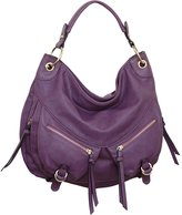 Vitalio Vera Valencia Utilitarian Crossbody Hobo Handbag