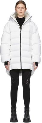 MONCLER GENIUS 6 Moncler 1017 ALYX 9SM White Down Zenit Jacket