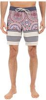 "VISSLA Suicide Reef 4-Way Stretch Boardshorts 18.5"""