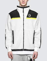 Billionaire Boys Club Hi-Vis Sherpa Fleece Zip-Through