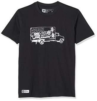 Zoo York Men's Panel Truck T - Shirt,(Size:)