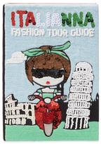 Italianna Fashion Tour Guide Small Book Pochette