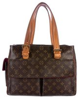 Louis Vuitton Monogram Multipli-Cité Bag