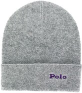 Polo Ralph Lauren ribbed cashmere beanie