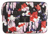 Marc Jacobs Knot Crystal 13-Inch Laptop Sleeve - Black