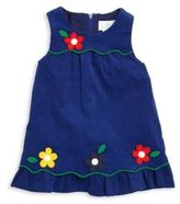Florence Eiseman Baby's Rib Knit Sleeveless Dress