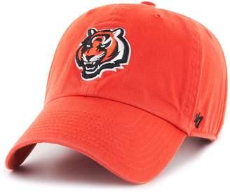 '47 Adult Cincinnati Bengals Clean Up Adjustable Cap
