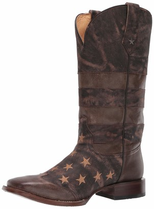 Roper Men's Working Man's Flag Western Boot