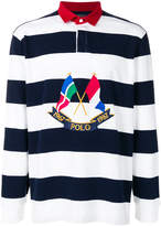 Polo Ralph Lauren CP-93 rugby polo shirt