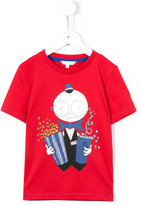 Little Marc Jacobs popcorn print T-shirt - kids - Cotton - 6 yrs