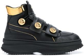 Puma x Balmain Deva boots