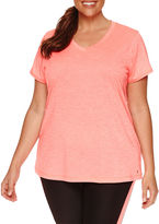 JCPenney Xersion Short-Sleeve Performance Tee - Plus