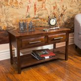 Christopher Knight Home Luna Acacia Wood Console Table